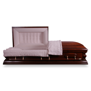 Cherry American Style Casket